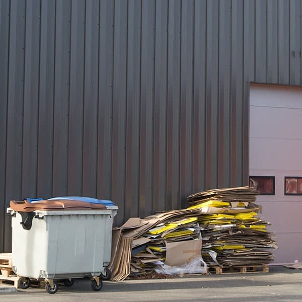 Commercial waste clearance London